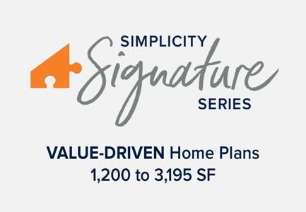 Simplicity Signature Series